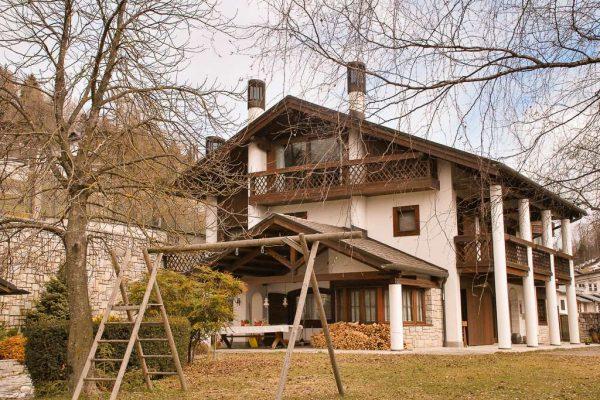 Pieve di Cadore BL - Villa - Vendita - 454,33mq - Residenziale