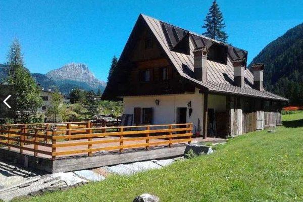 Rocca Pietore BL - Casa singola - Vendita - 232mq - Residenziale